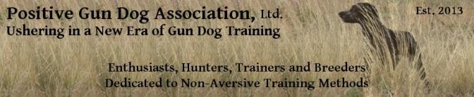 Ushering in a New Era of Gun Dog Training