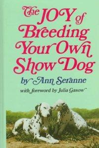 Joy of Breeding Show dog