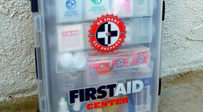 Canine First Aid Kit – Are You Prepared for an Emergency?